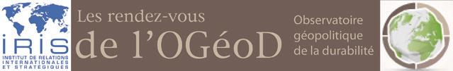 Bandeau Observatoire géopolitique de la durabilité